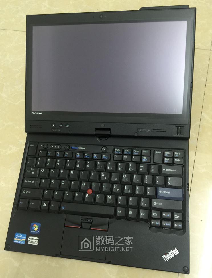 12寸小本Thnkpad x220T