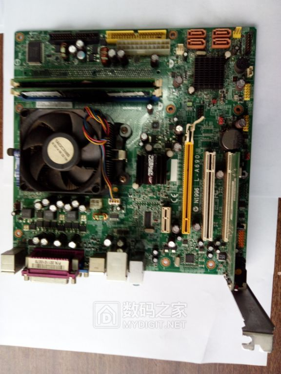 联想L-A690主板+双核x2