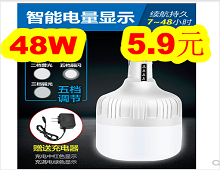360双频路由器69! 充电灯泡48W仅5.9!无线蓝牙挂耳机19.9!304不锈钢开罐器9.9!
