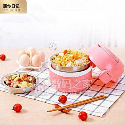迷你电饭煲电热饭盒19.