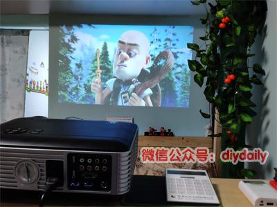 LED投影仪¥259分辨率1