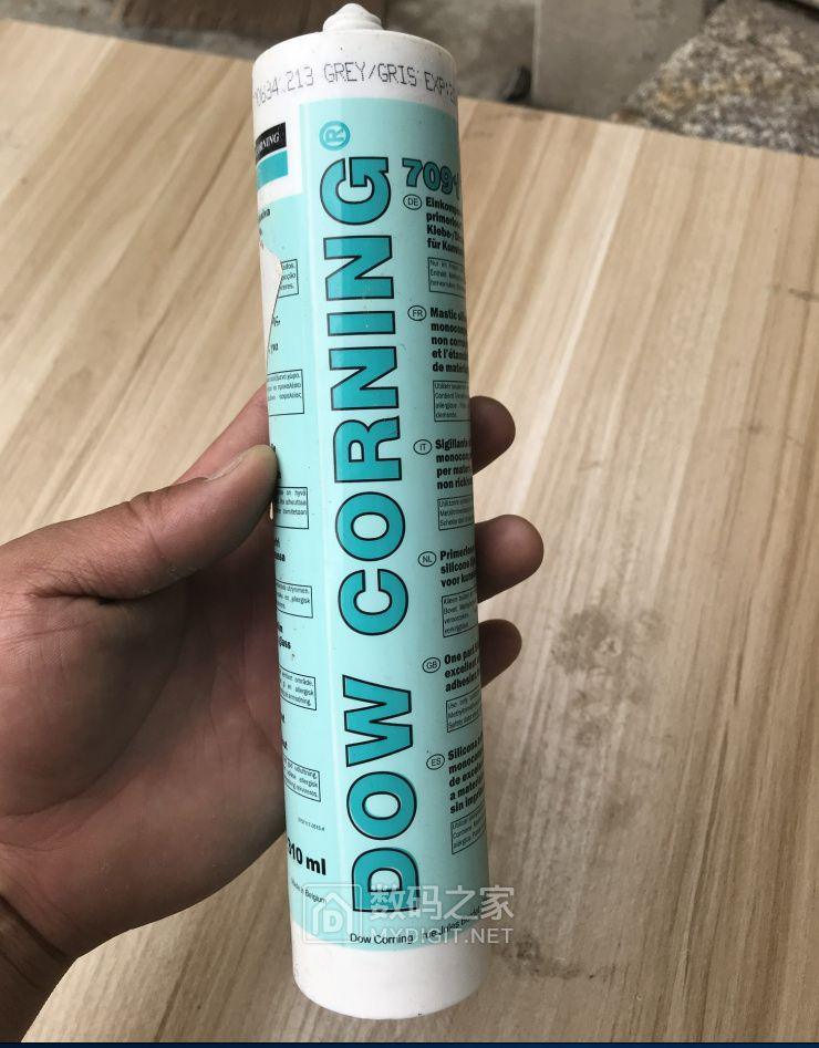 美国原装道康宁7091 通用脱醇密封胶7元一瓶