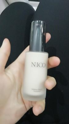 Nico化妆品怎么样,Nico粉底液女干皮油皮亲妈持久水润保湿BB霜好用吗,牌子怎么样