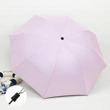 雨伞!晴雨两用全自动