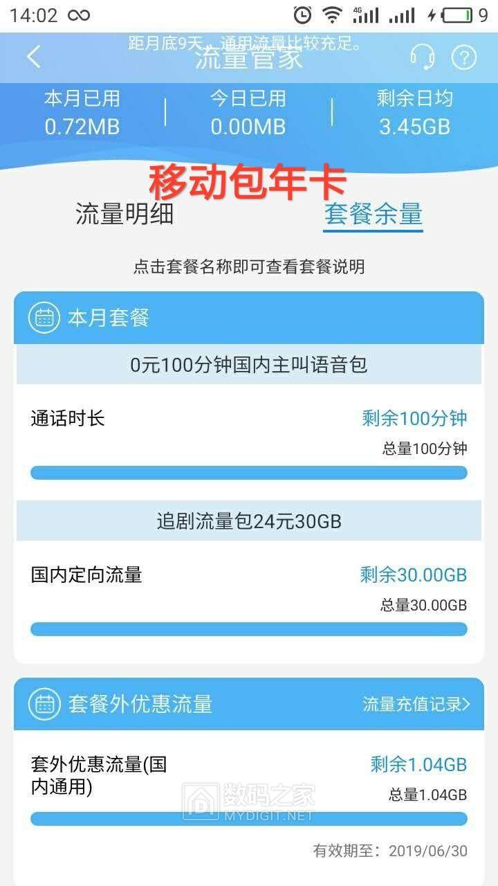 继续推荐手机卡:一年只需5元钱!