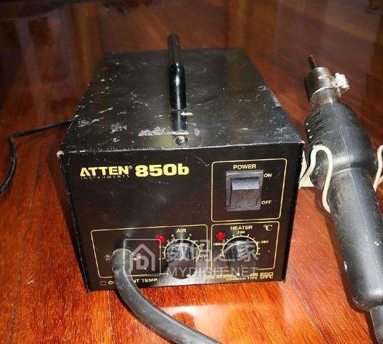 出一台安泰克850b热风