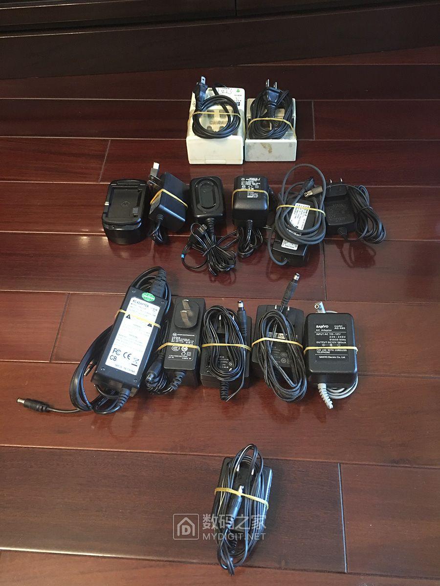 14个不同电压的直流电