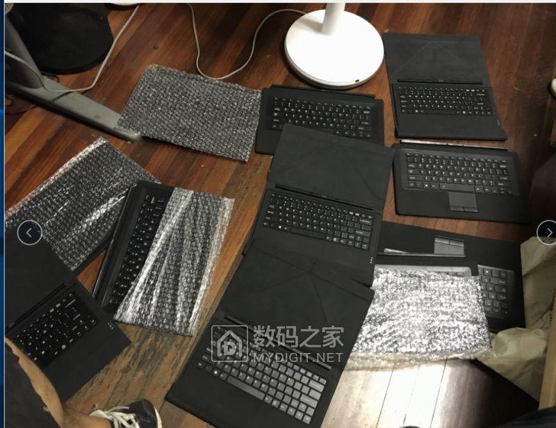 微软笔记本 键盘 11个