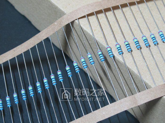 VISHAY-BC飞利浦金属电阻 全系列 阻值全