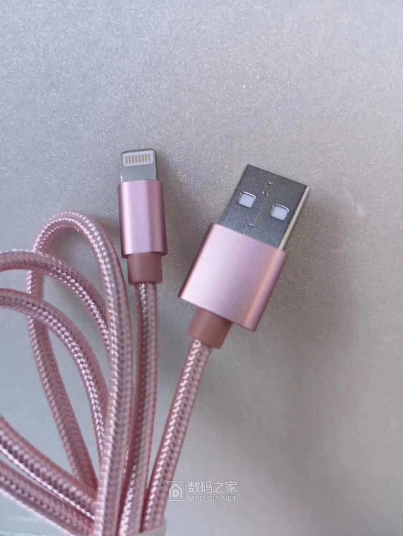 1米快充苹果数据充电线