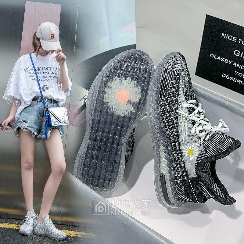 女休闲鞋工厂直供新店铺赔本做销量