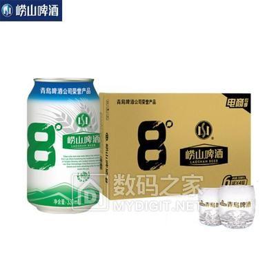 百威 ICE冰啤酒500ml*1