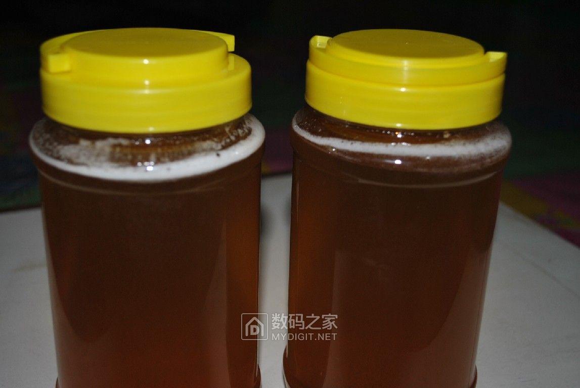 东北蜂蜜佬来了!新百花蜜已上架,品相非常不错,坛友80一瓶2斤包邮非偏远!