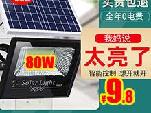 开关插座0.8 太阳能灯3 踢脚取暖49 碳晶暖垫5 破壁机199 运动耳机29 速热龙头33