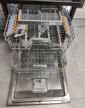 美的JD201D洗碗机怎么