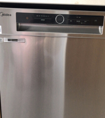 美的L3洗碗机怎么样?