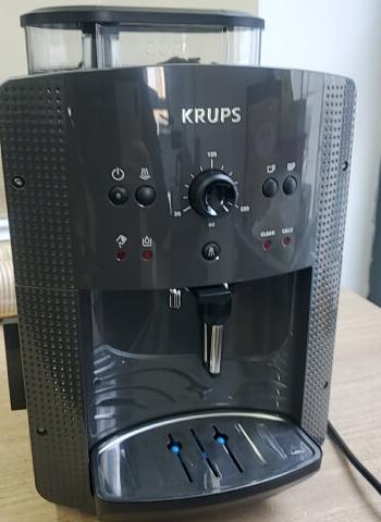 krupsEA810580咖啡机怎
