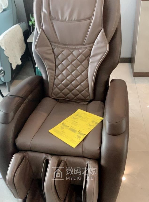 松下按摩椅MA2L好用吗