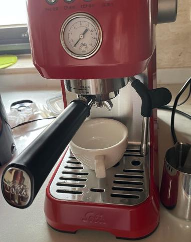 索利斯咖啡机咖啡机好