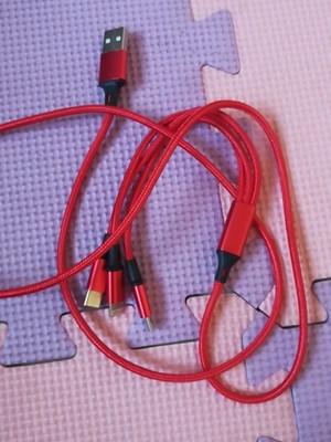 数据线品牌哪个好?一拖三充电线质量怎么样?