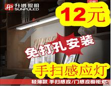 G3高亮頭燈6.8!感應櫥