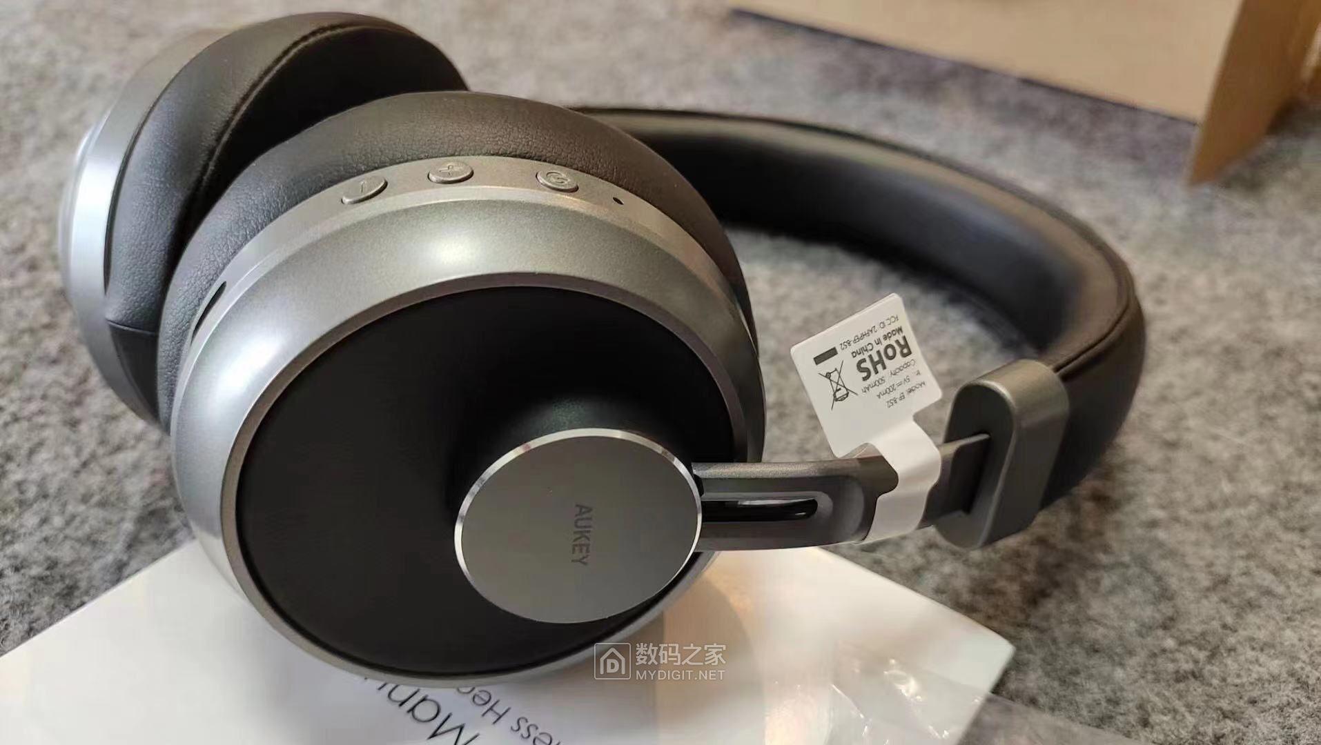 清亚马逊库存!全新包装傲基B52头戴蓝牙5.0耳机 原价430 坛友价格120元包邮