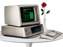 IBM PC5150第一台个人电脑