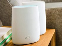 网件推超远距家用无线路由Orbi