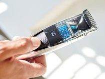 带胡渣吸收功能的胡须修剪器