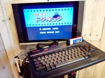 MSX���õ��� Panasonic FS-A1