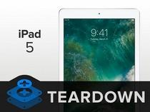 苹果 iPad 5 WIFI 拆机