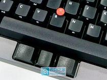 """""""小红点""""机械键盘现身台北"""