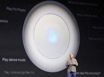 苹果首款智能音箱HomePod