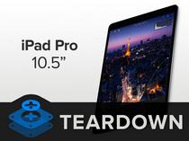 10.5英寸iPad Pro拆机