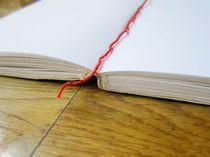 一步一步带你制作线装日记本