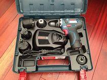 博世新品GSR12V 15FC 快换套装开箱