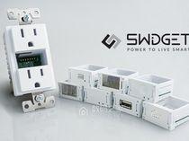 Swidget百变模块化开关多功能插座