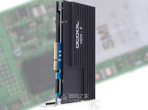 Alphacool HDX-5半主动温控SSD卡