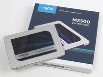 英睿达发布MX500系列消费级固态盘