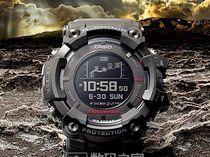 卡西欧太阳能GPS导航手表GPR-B1000