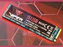 博帝展示全新Viper系列高规固态盘
