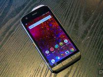 卡特彼勒发布S61三防智能手机